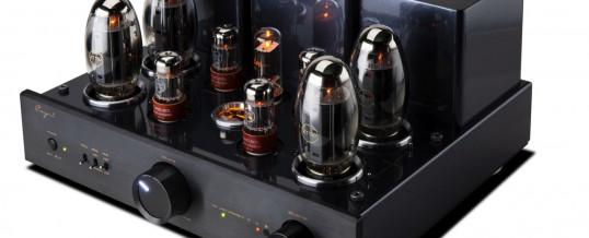 CS-150A zintegrowany wzmacniacz lampowy push pull